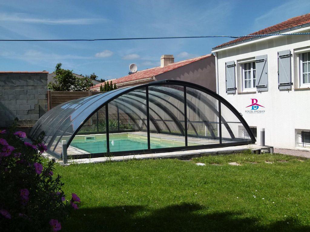 Casa para 7 huéspedes con piscina