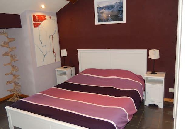 Hrissons et Ecureuils - Sechs Schlafzimmer Wohnung, 12 Personen