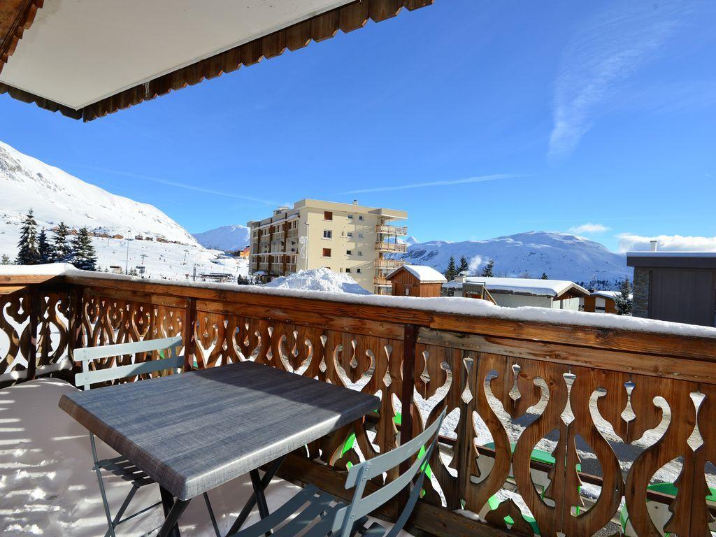 Vivienda con parking incluído en Alpe d'huez
