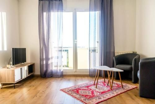 Logement à Mulhouse de 1 chambre