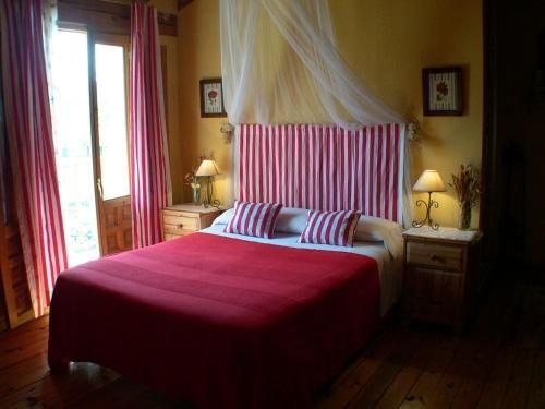 Casa de 1 habitación en Arcones