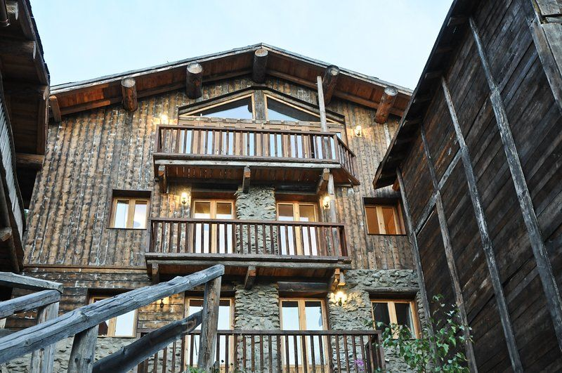 Luxury Lodge in Sainte-Foy Tarentaise