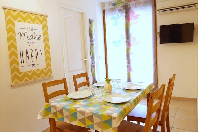 Casa en Prades-le-lez para 6 huéspedes