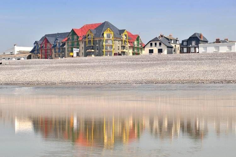 Vivienda en Cayeux-sur-mer para 4 huéspedes