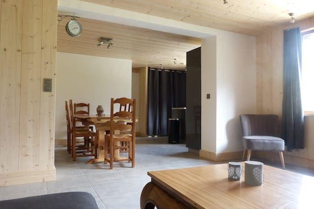 Alojamiento con wi-fi para 6 huéspedes
