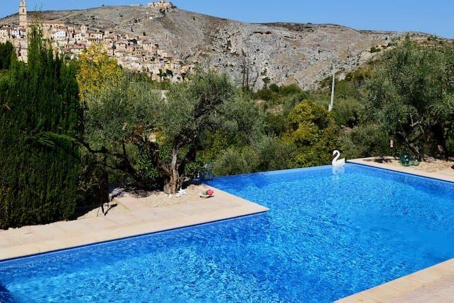 Luxury Villa Rosa