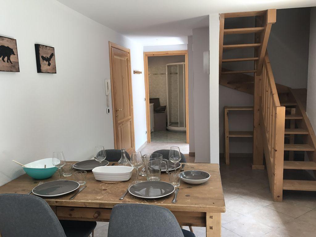 Vivienda de 55 m² en Saint gervais les bains