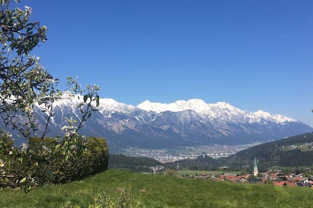 Apartment in Innsbruck mit Wi-Fi