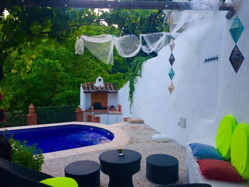 Familiar casa en Igualeja