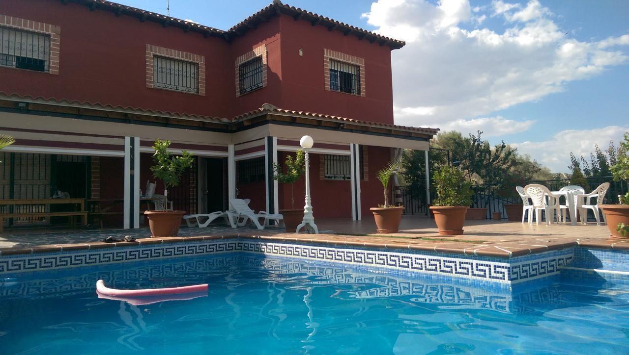 Casa para 10 personas en Seseña