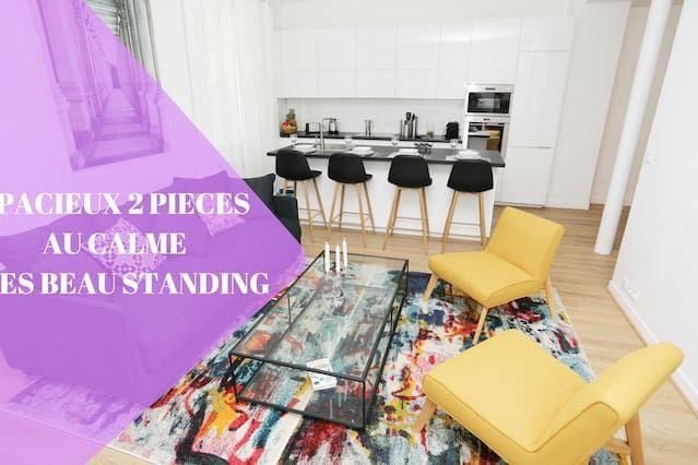 Appartement à París de 1 chambre