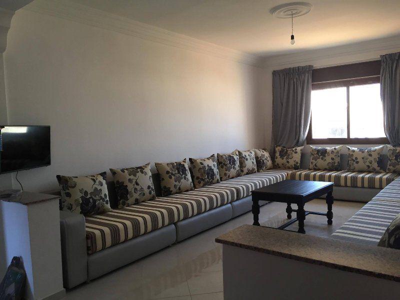 apartamento Turistico Oued laou 7 pers