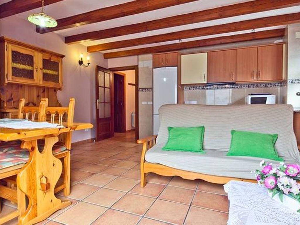 Ferienunterkunft auf 75 m² mit 3 Zimmern