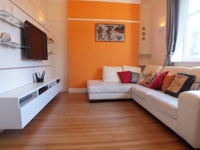 Acogedor apartamento con Lavadora y TV en Edimburgo