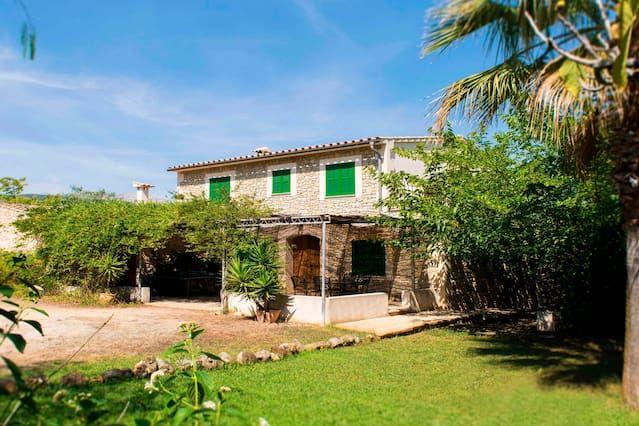 Alojamiento de 245 m² en Campanet