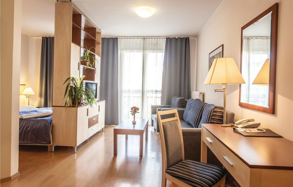 Vivienda de 1 habitación en Budapest