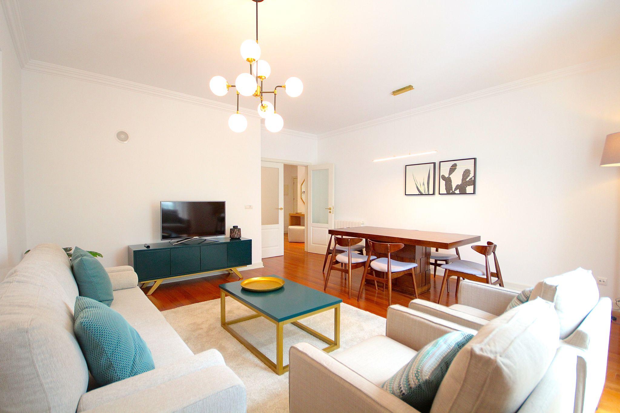 Apartamento con wi-fi en Lisbon