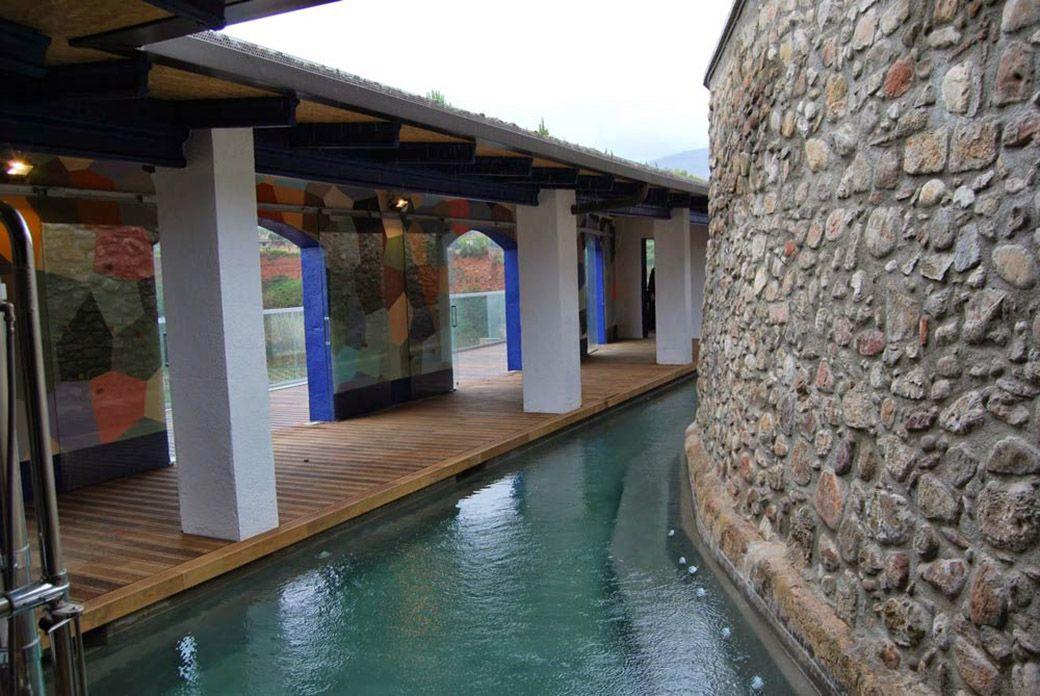 Baños romanos de Caldas de Montbui