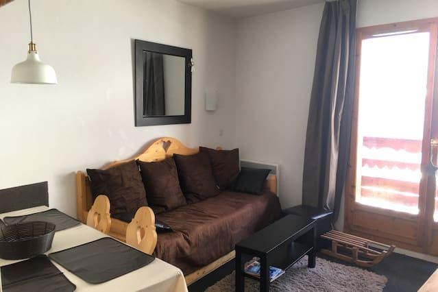 Alojamiento estupendo de 32 m²