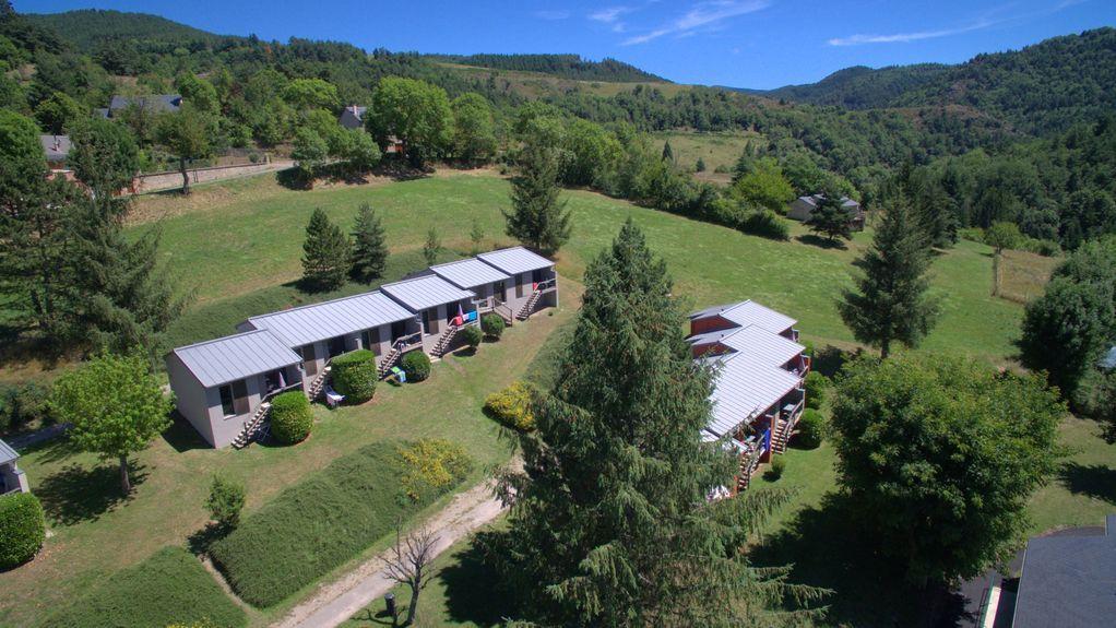 Pueblo de Vacaciones en Lozère casa de primera calidad