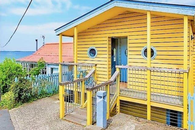 Alojamiento para 7 personas en Gurnard