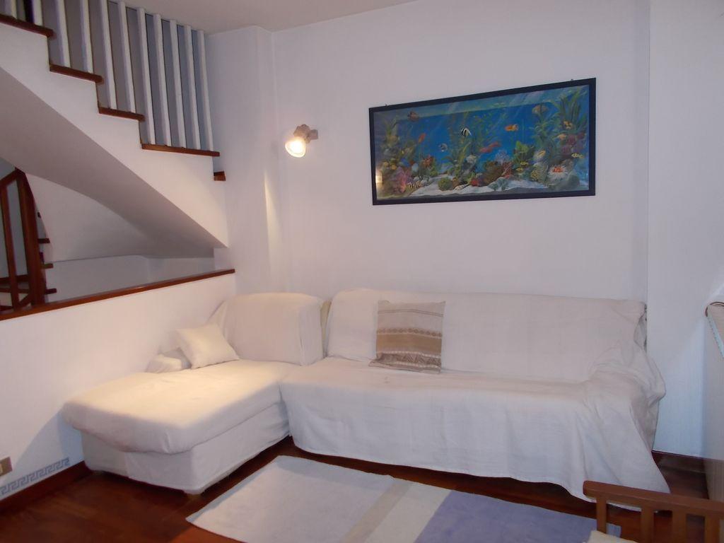 Residencia con jardín en Senigallia
