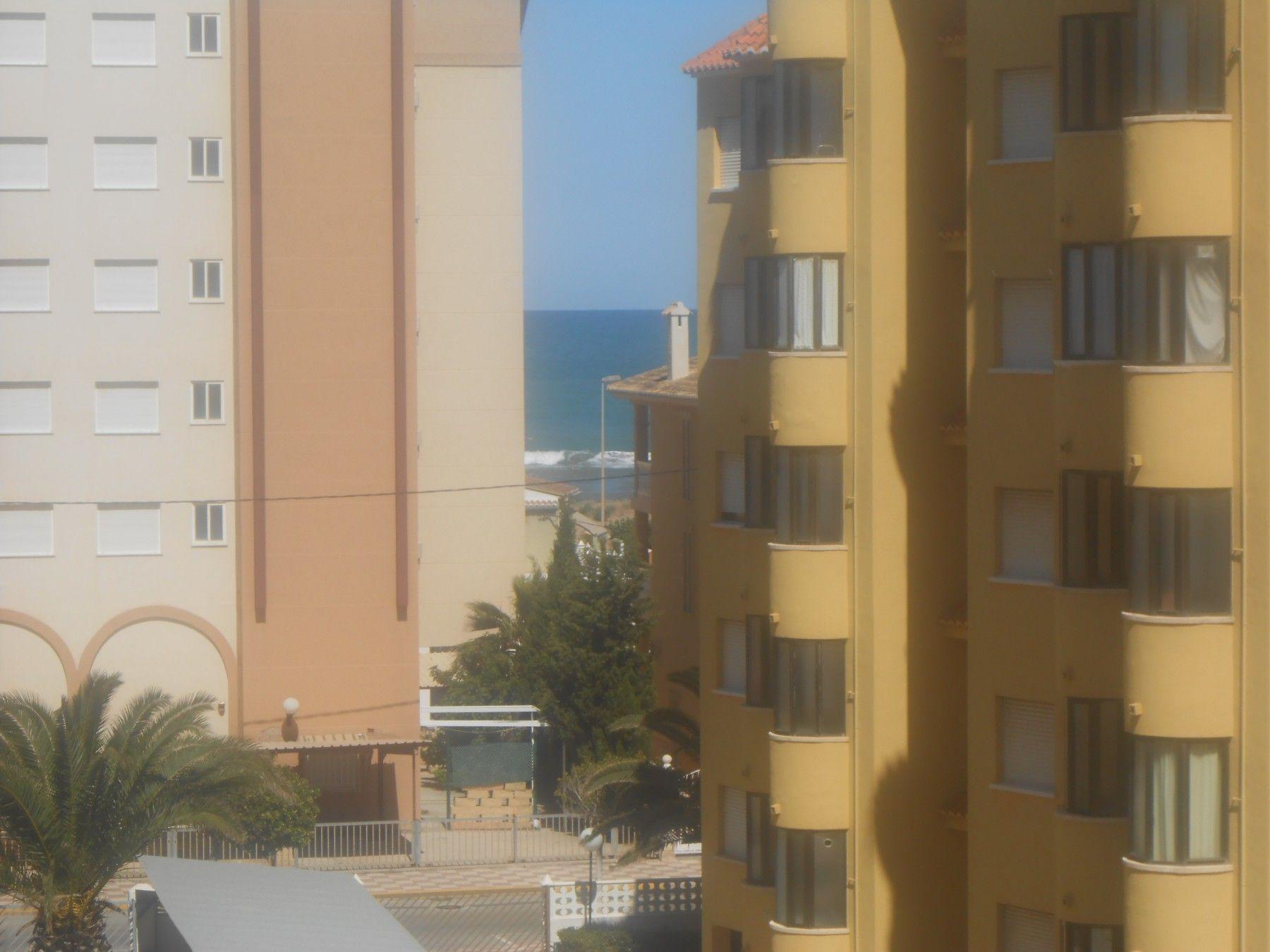 Apartamento en Xeraco con piscina
