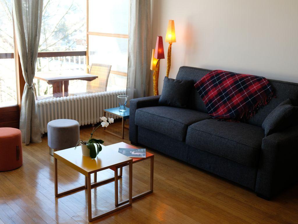 Appartement équipé avec 2 chambres