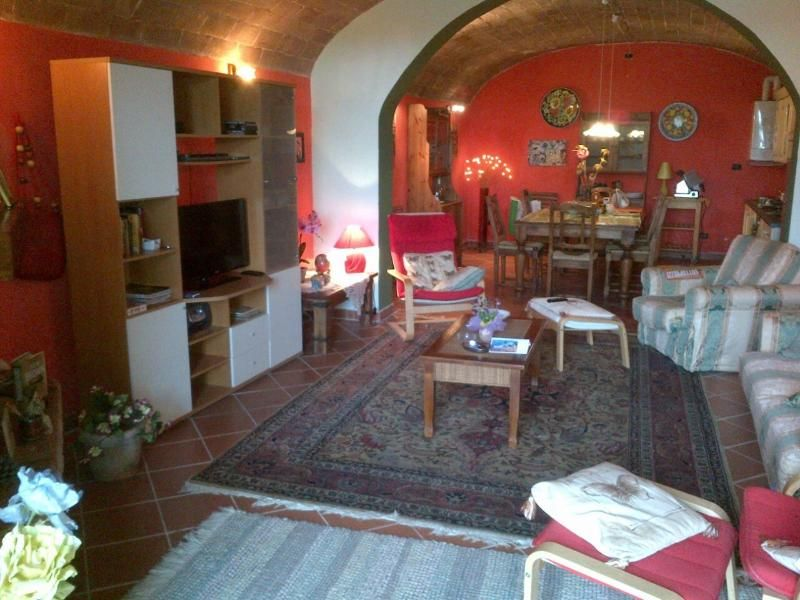 Beautiful two bedroom apartment in Tuscany