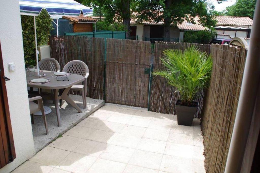 Alojamiento de 58 m² con jardín