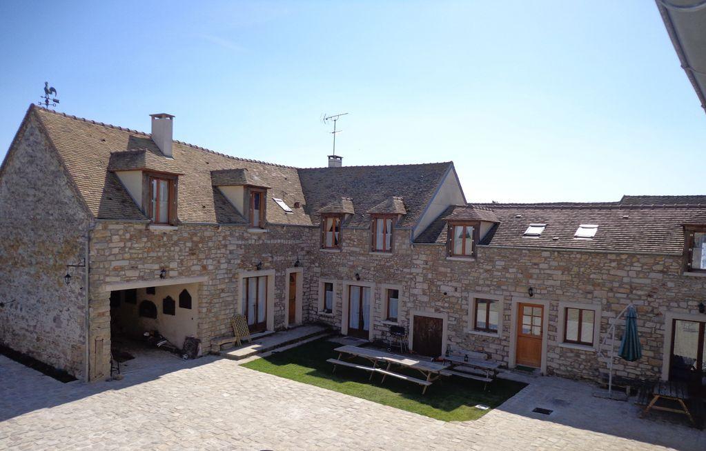 Alojamiento de 120 m² para 10 huéspedes