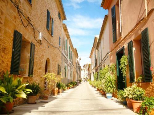 Casa en Alcudia con jardín