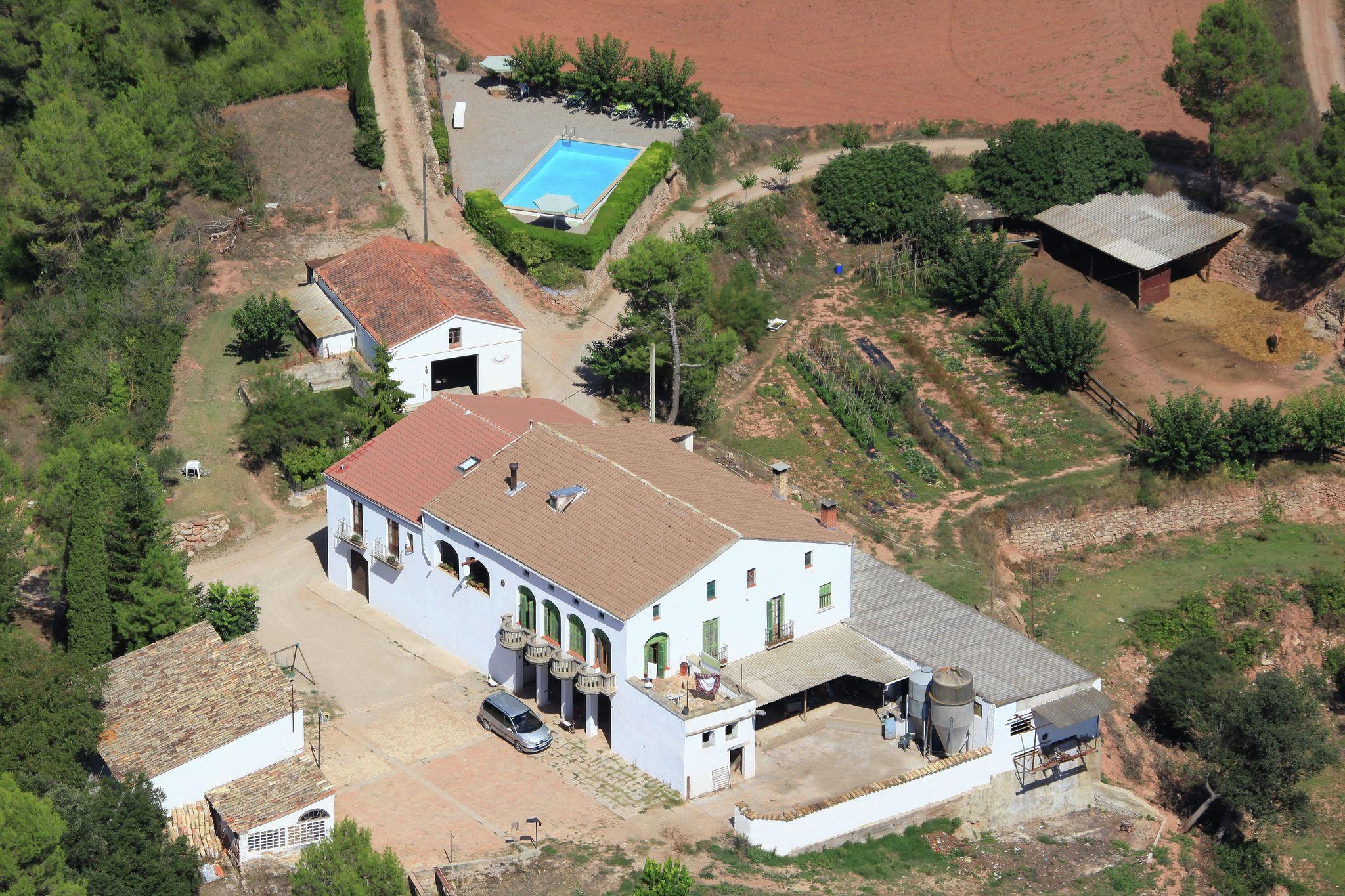 Residencia de 2 habitaciones en Sant salvador de guardiola