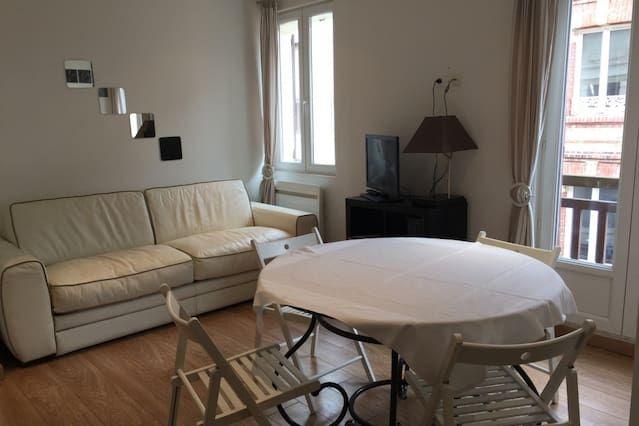 Appartement avec 1 chambre