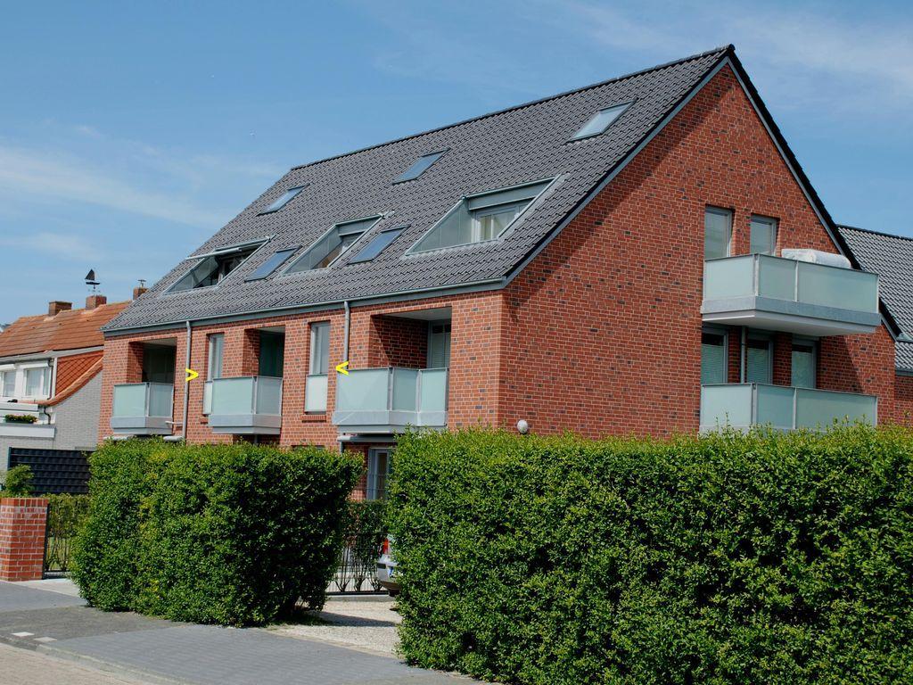 Ferienunterkunft in Norderney mit 1 Zimmer