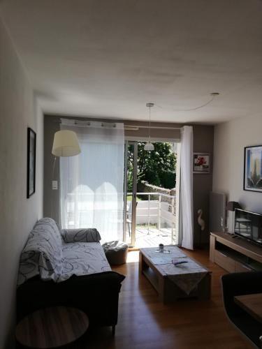 Panorámica vivienda de 1 habitación