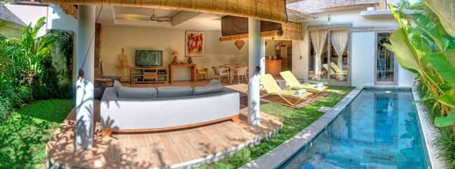 Alojamiento de 123 m² con jardín