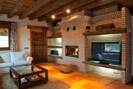 Hogareña residencia en Canencia