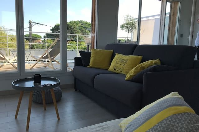 Apartamento provisto de 65 m²