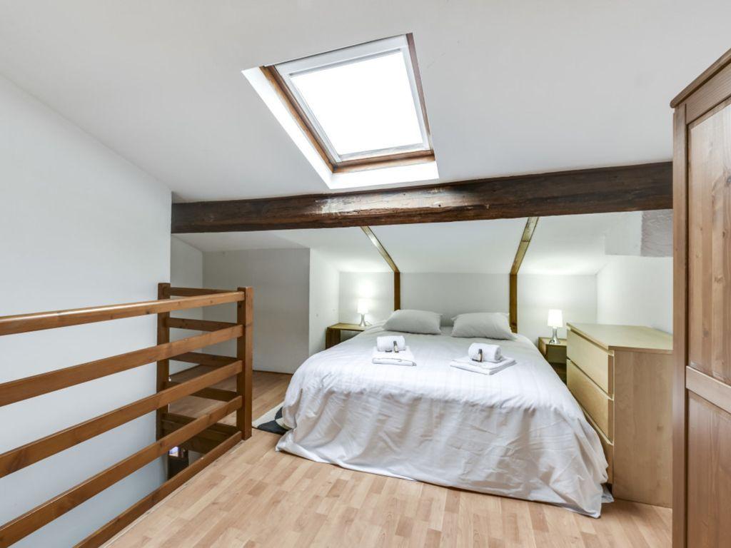 Alojamiento en Villeurbanne de 1 habitación