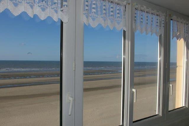 Ferienunterkunft in Bray-dunes mit 2 Zimmern
