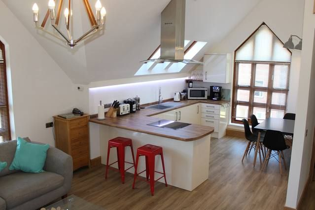 Functional flat in Wheathampstead