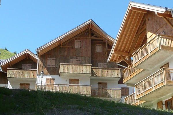 Vivienda de 2 habitaciones en Albiez montrond