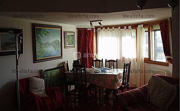 Apartamento de 2 habitaciones en Los Angeles de Sa