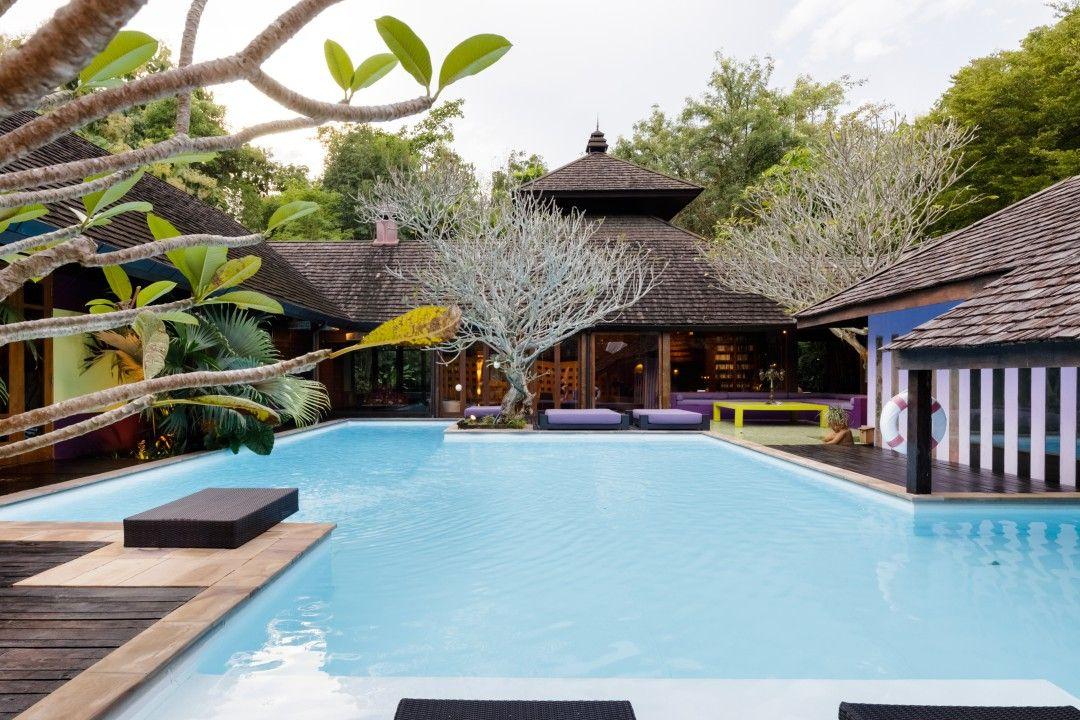 Chandra Residence, Chiang Mai - Cinco Habitaciones Villa, Capacidad 4