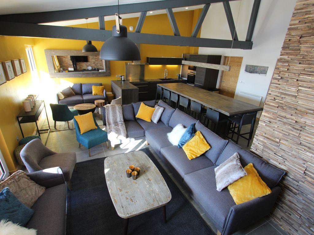 Apartment mit Wi-Fi für 14 Gäste