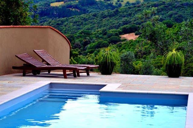 Casa Bernardino Farmhouse with Pool and Panorama