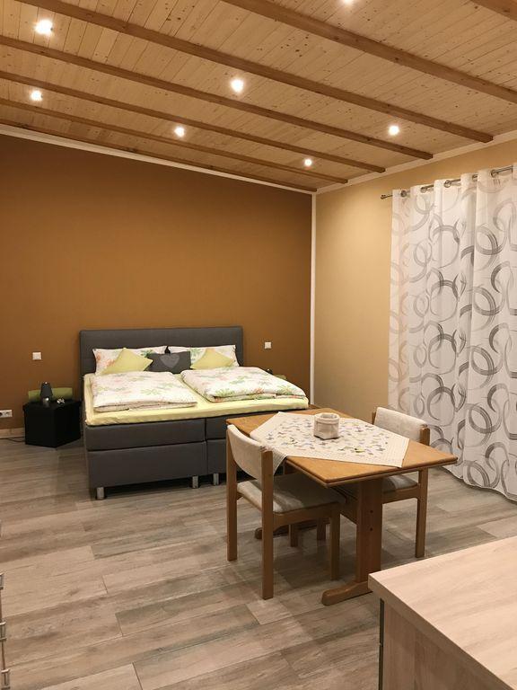 Alojamiento con wi-fi de 35 m²