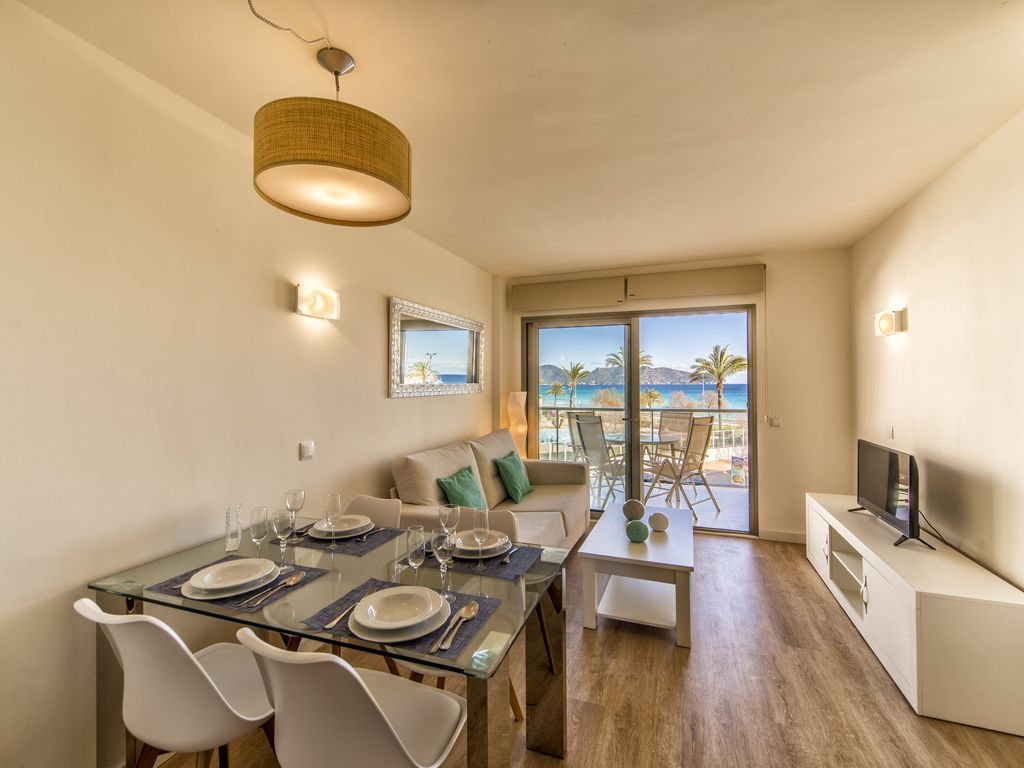 Wonderful flat for 4 guests