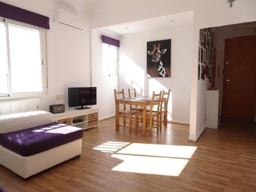 Ausgestattetes Apartment mit 1 Zimmer